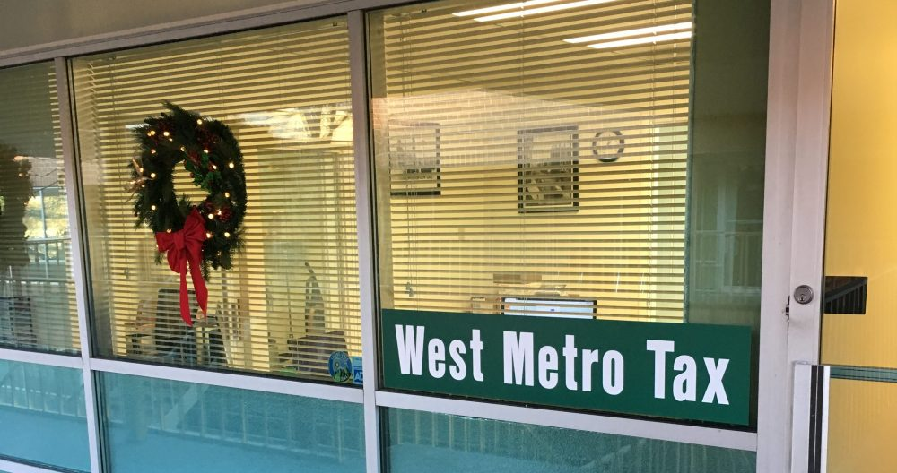 West Metro Tax